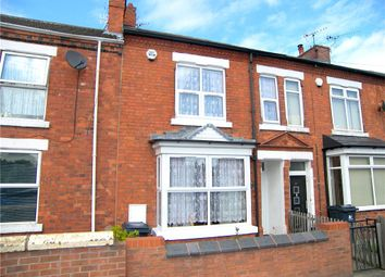 Thumbnail 2 bed terraced house for sale in Mansfield Road, Alfreton