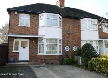 Thumbnail 3 bed property for sale in Pierrepoint Road, West Acton, London