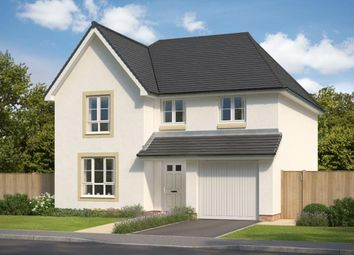 "Thumbnail 4 bed detached house for sale in ""Cullen"" at Limeylands Road, Ormiston, Tranent"