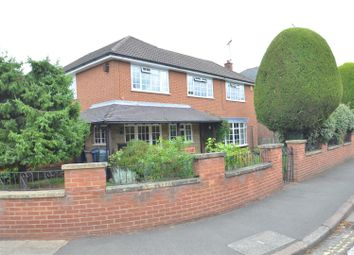 Thumbnail 4 bedroom detached house for sale in Briar Gate, Long Eaton, Nottingham