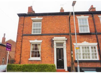 Thumbnail 3 bed end terrace house for sale in Prestbury Road, Macclesfield