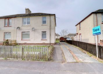 Thumbnail 1 bed flat for sale in Orchard Street, Wishaw