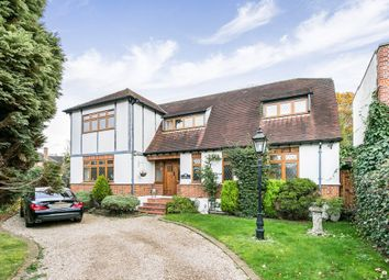 Thumbnail 4 bedroom detached house for sale in Almonds Avenue, Buckhurst Hill