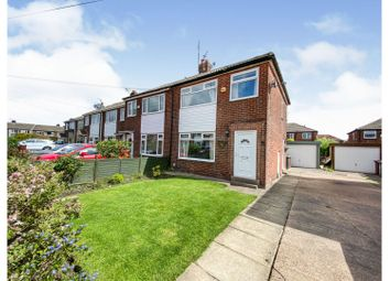 3 bed semi-detached house for sale in Springfield Crescent, Leeds LS27