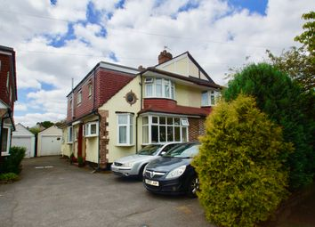 Thumbnail 4 bed semi-detached house for sale in Links Way, Beckenham