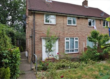Thumbnail 2 bed semi-detached house to rent in Silk Mill Road, Leeds