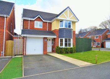 Thumbnail 4 bed detached house for sale in Valley Court, Bury, Greater Manchester