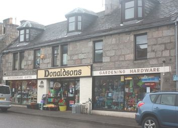 Thumbnail Retail premises for sale in Donaldsons Hardware And Cook Shop, Grantown On Spey