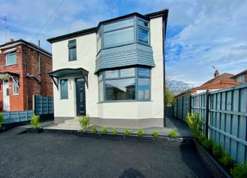 Thumbnail 3 bed detached house for sale in Willingdon Drive, Prestwich, Manchester