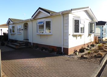 Thumbnail 2 bed mobile/park home for sale in Hardwick Bridge Park, Hardwick Bridge Road, Kings Lynn, Norfolk