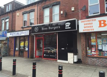 Thumbnail Commercial property to let in Brudenell Grove, Hyde Park, Leeds
