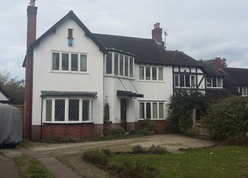 Thumbnail 3 bed detached house to rent in Newton Road, Great Barr