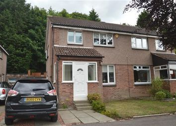 Thumbnail 4 bed semi-detached house for sale in Dungoil Road, Lenzie, Glasgow
