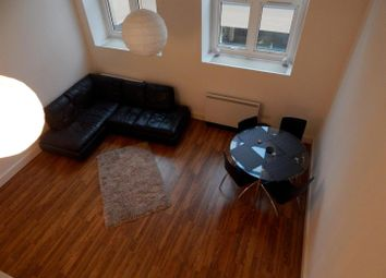 Thumbnail 1 bed flat to rent in Andersons Road, Southampton