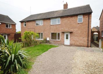 Thumbnail 3 bedroom semi-detached house for sale in Watchwood Grove, Calverton, Nottingham
