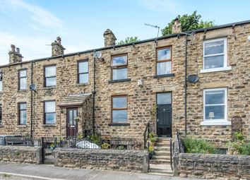 Thumbnail 2 bed terraced house for sale in Edge Road, Thornhill Edge, West Yorkshire