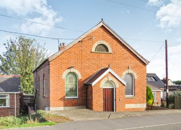 Thumbnail 3 bed property for sale in The Old Edwardian Methodist Chapel, Cowbit, Spalding