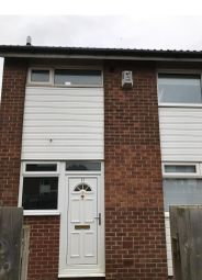 Thumbnail 2 bed end terrace house to rent in Cardigan Close, Middlesbrough