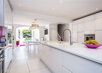 Thumbnail 3 bedroom terraced house for sale in Thornhill Square, London