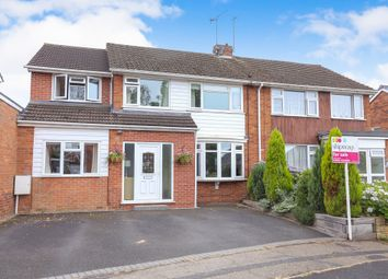 Thumbnail 4 bed semi-detached house for sale in Leawood Grove, Kidderminster
