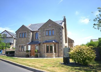 Thumbnail 5 bed detached house for sale in Chapel Lane, West Bradford