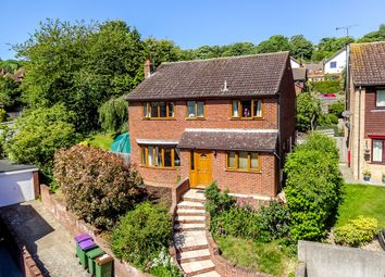 Thumbnail 4 bed detached house for sale in Meadowbrook, Sandgate, Folkestone