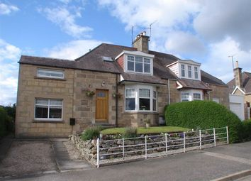 Thumbnail 4 bed semi-detached house for sale in Petrie Crescent, Elgin