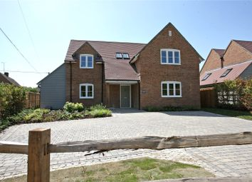 Thumbnail 4 bed detached house for sale in Fincham View, Rye Common, Odiham, Hampshire