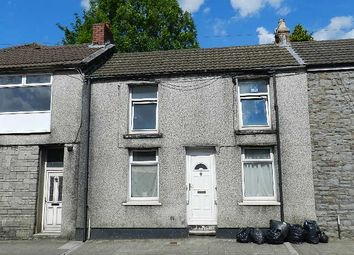Thumbnail 3 bed terraced house for sale in 39 Llewellyn Street, Pentre, Pentre