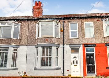 Thumbnail 3 bed terraced house for sale in Collingwood Road, Wirral