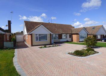 Thumbnail 3 bed semi-detached bungalow for sale in Parham Close, Littlehampton
