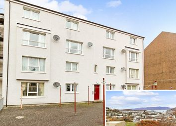 Thumbnail 2 bed flat for sale in Shuna Terrace, Oban