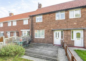 Thumbnail 3 bed terraced house for sale in Elm Road, Ripon