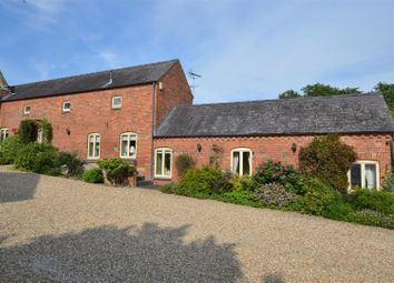 Thumbnail 4 bed detached house for sale in Cross-O-The-Hands, Turnditch, Belper