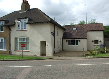 Thumbnail 4 bed semi-detached house for sale in London Road, Loughton