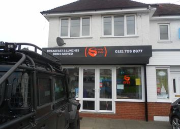 Thumbnail Restaurant/cafe for sale in 1 Cornyx Lane, Solihull