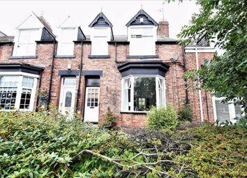 Thumbnail 4 bed terraced house for sale in Ormonde Street, High Barnes, Sunderland