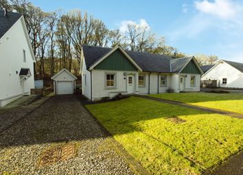 Thumbnail 2 bedroom semi-detached bungalow for sale in Lagreach Brae, Pitlochry