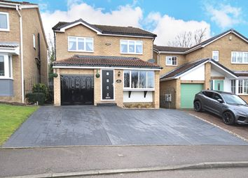 4 bed detached house for sale in Bryony Close, Killamarsh, Sheffield S21