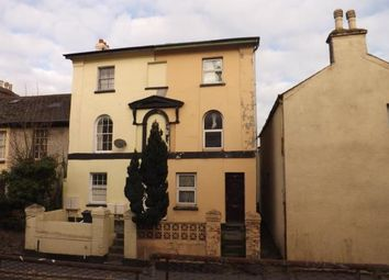 Thumbnail 1 bed terraced house for sale in Newton Abbot, Devon