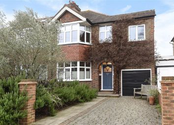 Thumbnail 5 bedroom semi-detached house for sale in Latchmere Lane, Kingston Upon Thames, Surrey