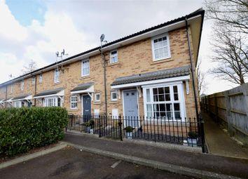 Thumbnail 3 bed end terrace house for sale in Seville Court, Seville Road, Portishead, Bristol
