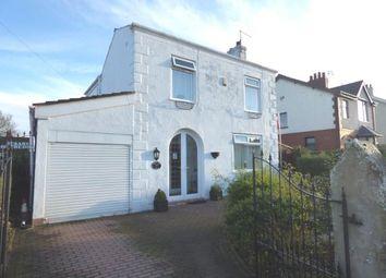 Thumbnail 4 bed detached house for sale in Stuart Road, Ribbleton, Preston, Lancashire