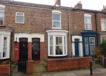 3 bed terraced house for sale in Fountayne Street, Haxby Road, York YO31
