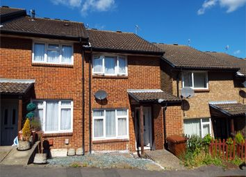 Thumbnail 2 bedroom end terrace house for sale in Oliver Close, Chatham, Kent, Kent.