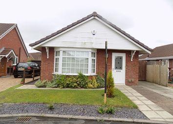 Thumbnail 2 bed detached bungalow for sale in Rathmell Close, Culcheth, Warrington
