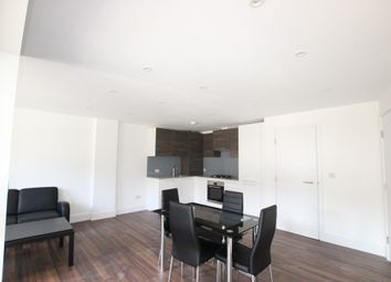 Thumbnail 1 bed flat to rent in High Mount, Station Road, London