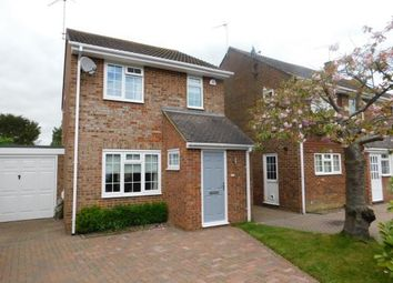 Thumbnail 3 bed detached house for sale in Bell Way, Kingswood, Maidstone, Kent
