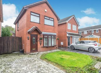 3 bed detached house for sale in Wryneck Close, St. Helens, Merseyside WA10