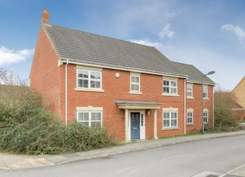 Thumbnail 5 bedroom detached house for sale in Cosway Place, Grange Farm, Milton Keynes